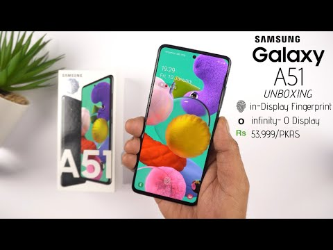 samsung-galaxy-a51-(black)-unboxing-in-pakistan-[urdu/hindi]