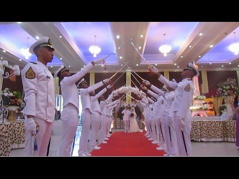 Pedang Pora Perwira Pelayaran - Program Diploma Pelayaran Universitas Hangtuah