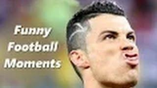 vuclip Funny Football Moments   Fails, Bloopers Cr7,Neymar,Suarez,Messi, Zlatan,Bale   Year 2014 HD
