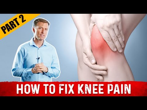 How to Fix Knee Pain Fast : Treatment by Dr Berg (Part 2) from YouTube · Duration:  5 minutes 37 seconds