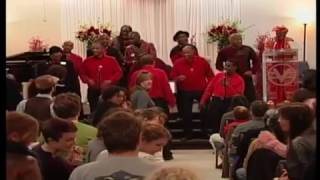 Dance Like David (Charles Patton- Guest  Soloist- E.B.C.R.S. Men Choir)