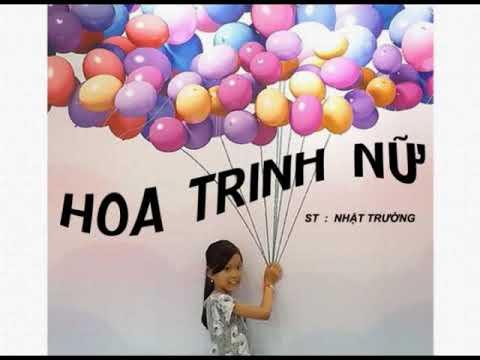 117-16/4- HOA TRINH NỮ