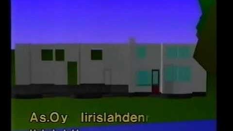 OP kiinteistökeskus 1989