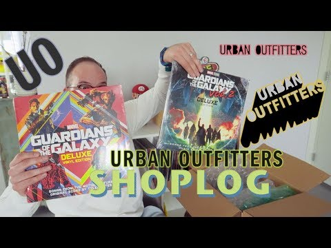 Mega Urban Outfitters Shoplog! - MAN CAVE