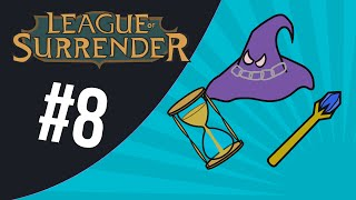 League of Surrender Ep 8 - Suporte Ap (Animação League of Legends)