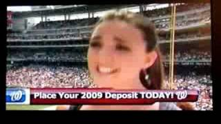 2009 Nationals Season Ticket Commercial