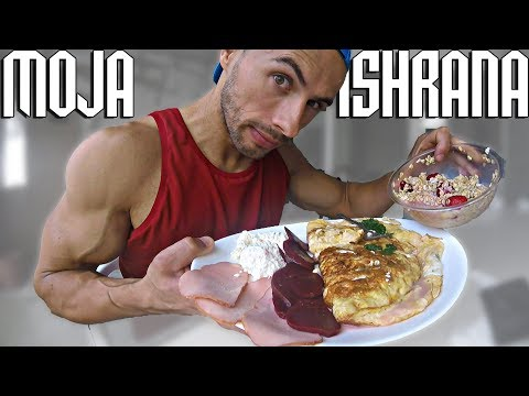 FULL DAY OF EATING - SHREDDED BY THE DAY 06