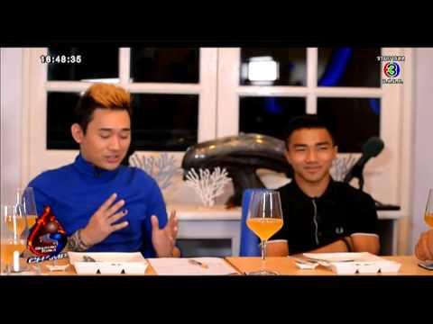 ช็อตเด็ดกีฬาแชมป์ | FoodBall คุยไป ชิมไป บอลไทย ตอนที่ 2 | 30-12-57