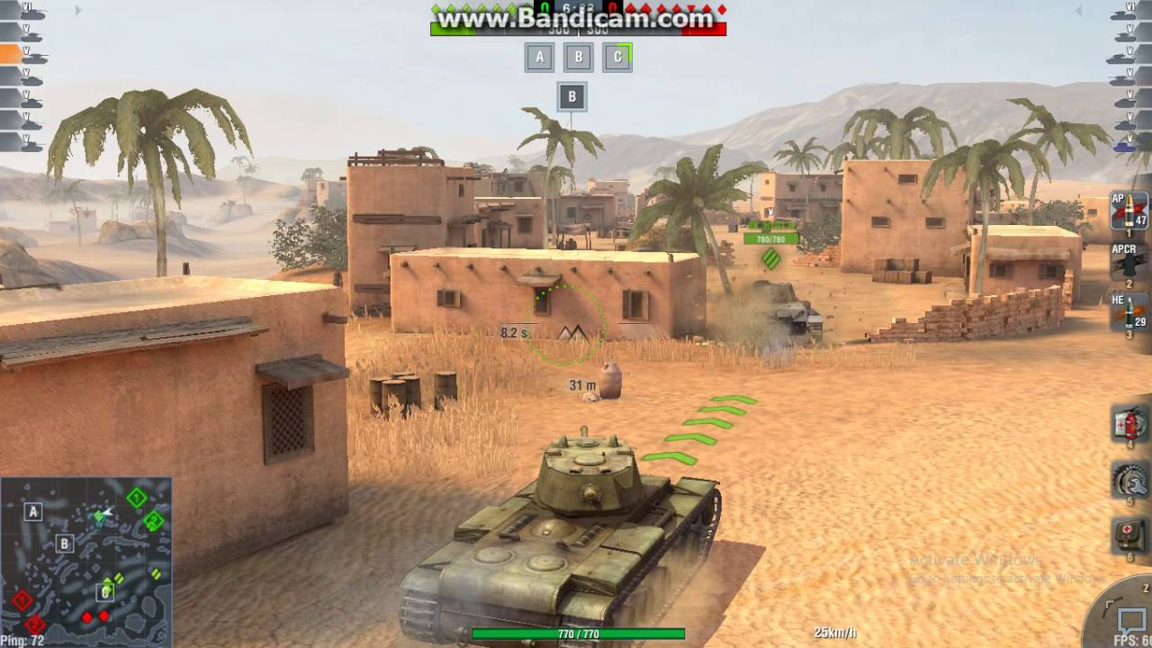 WOT Blitz PC windows 10 - download and play(2016)