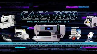 Casa Rizo Máquinas De Coser