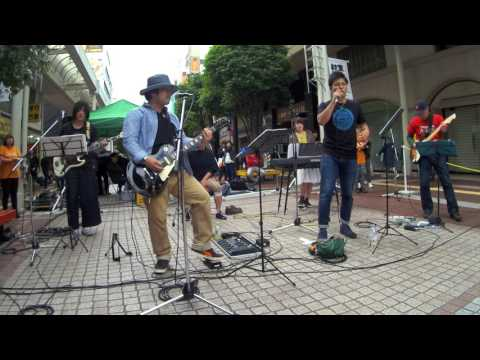 LOVE YOU ONLY performed by asiatics(casquettes)(TOKIO カバー)