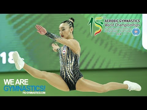 2018 Aerobic Worlds – Kitazume, Russia And Korea On Top At Day 2