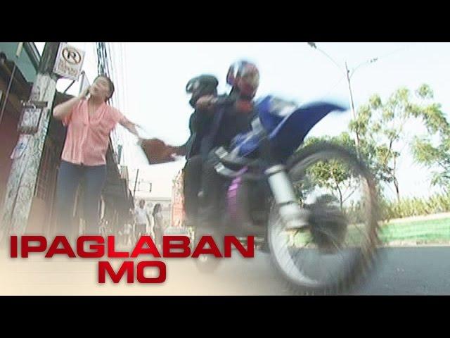 Ipaglaban Mo: Riding-in-Tandem