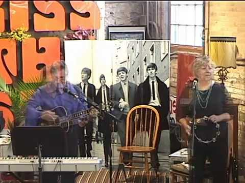 Al & Sue Schubert-Saturday Morning Cafe at Kiss The Sky 3-21-2015