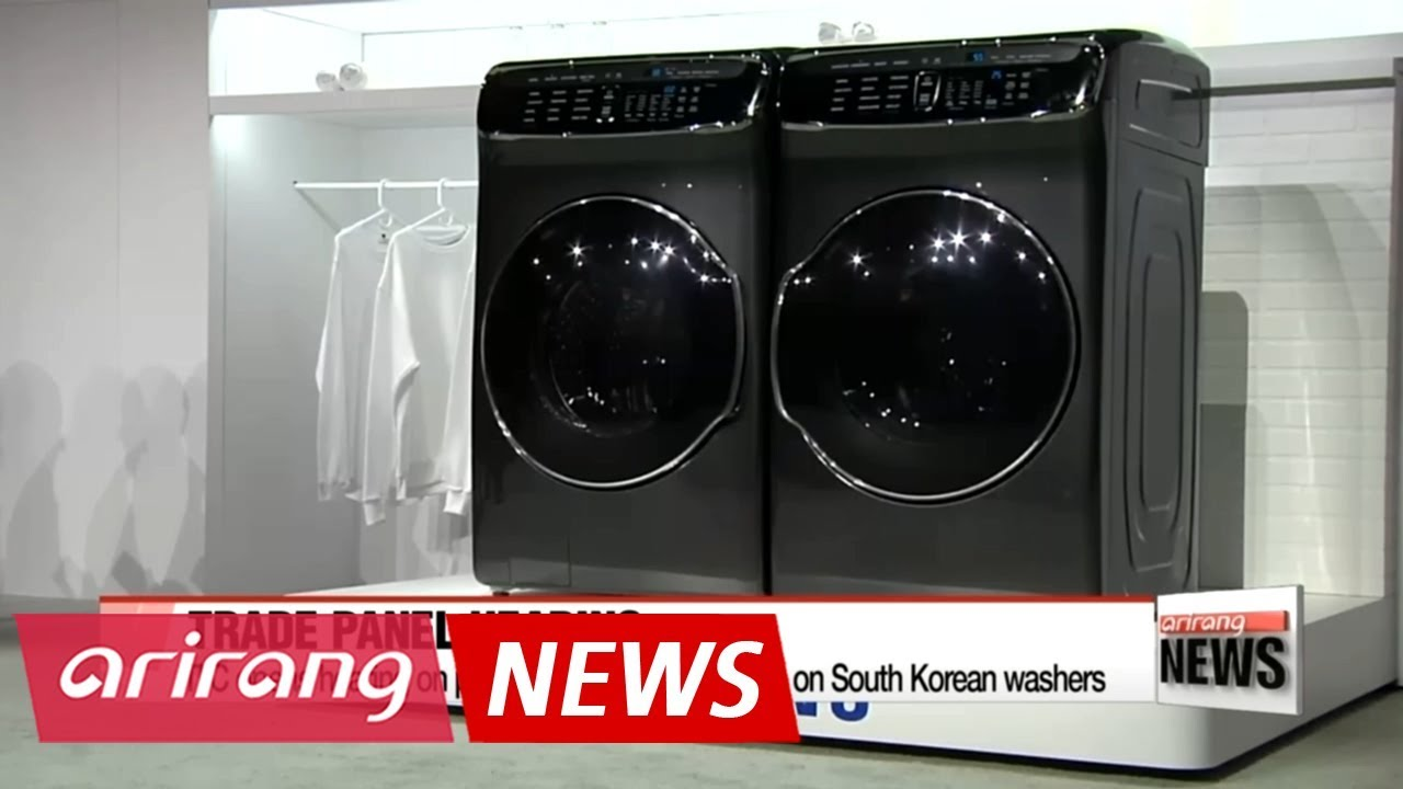ITC opens hearing on possible import restrictions on South Korean washers