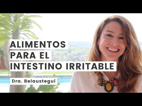 Síndrome de intestino irritable. ¿Qué hacer? Dra. Isabel Belaustegui.