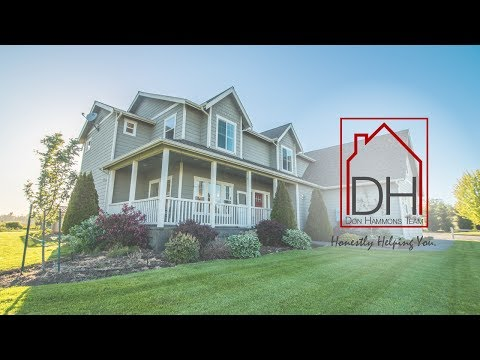 Homes for sale in Ferndale WA on acreage | Don Hammons Team