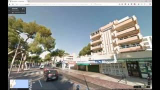 Palmanova street view