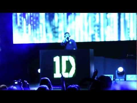 One Direction Presents DJ Malik! + Says 'Hi' to Popstar!