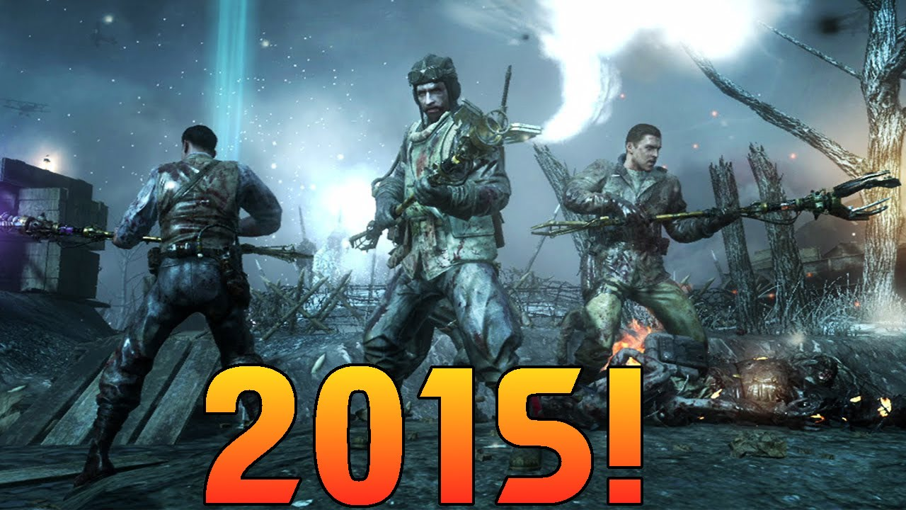 Cod Zombies New Zombies Games Info Coming Soon From