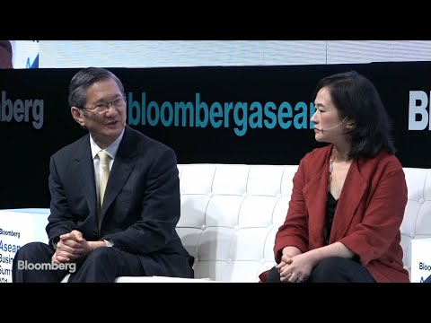 BLIVE: Asean Business Summit - Moving Up The Chain - YouTube
