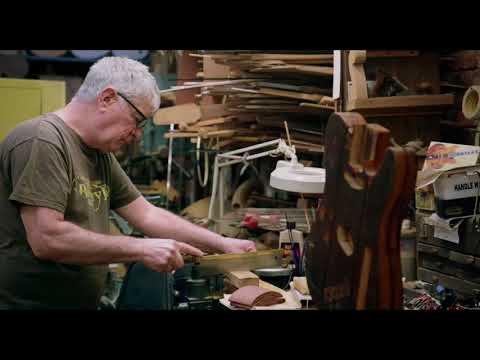Carmine Street Guitars clip – VIFF 2018