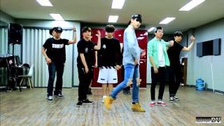 MR.MR - Bigman (dance practice) mirrorDV