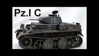 Videoklipa World of Tanks   PZ.KPFW. I AUSF. C  #wot