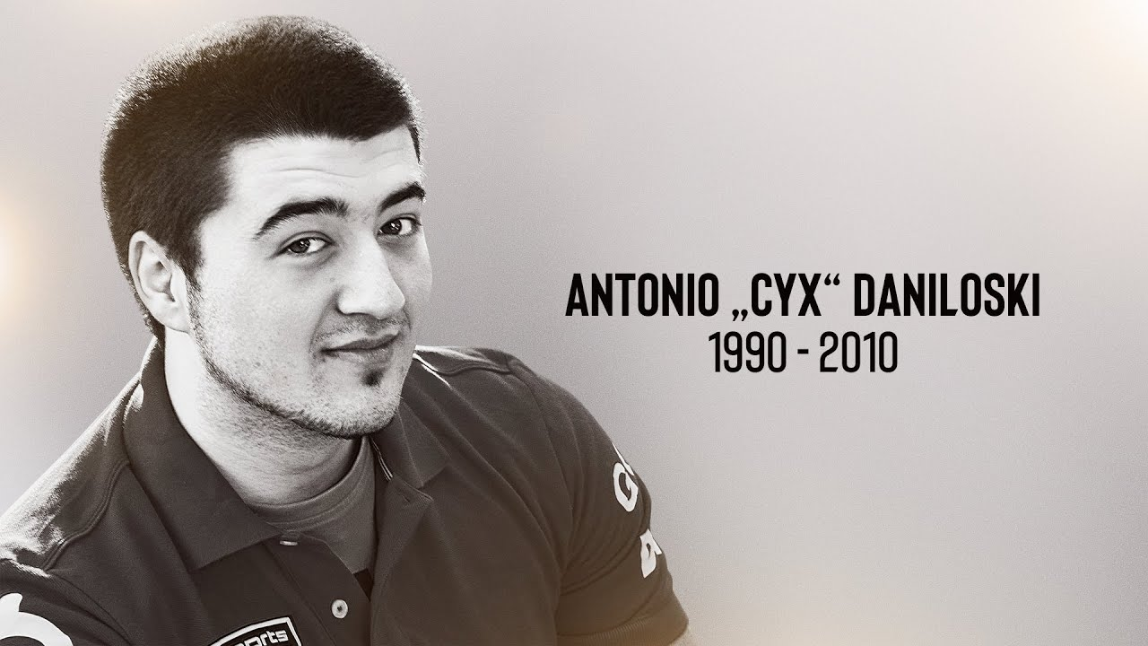 "A Tribute To Antonio ""cyx"" Daniloski"