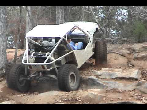 Jeepzilla Cherokee Buggy On 40s Hitting 3d Youtube