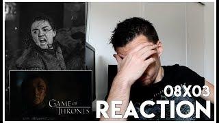 Game Of Thrones : Season 8 Episode 3 REACTION (OUI !! MAIS...) & Review!