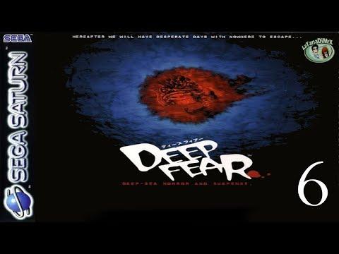 Deep Fear (ディープフィアー) 100% Sega Saturn (Part 6) [HD]