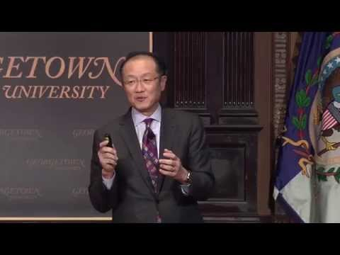 World Bank Group President Says Public-Private Partnerships Are Key to Global Health Solution