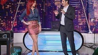 Hayda Haki - Haifa Wehbe - 04/03/2014 - هيدا حكي - هيفاء وهبي