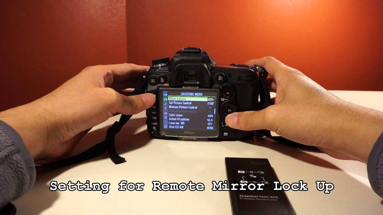 New Version Burst Shooting Remote Control for Nikon DSLR