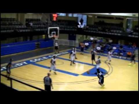 Sanders Basketball Highlights