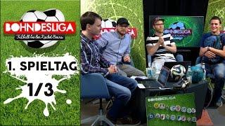 [1/3] Bundesliga Spieltagsanalyse - 1. Spieltag   Bohndesliga-Fußball bei Rocket Beans   29.08.2016
