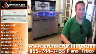 Summerset Gas Grill From Premier Grilling