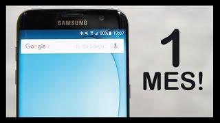 Galaxy S7 Edge, lo BUENO y MALO tras un mes de uso