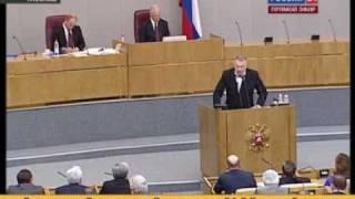 Жириновский: Лужков - главный коррупционер