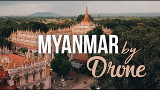 Myanmar by drone
