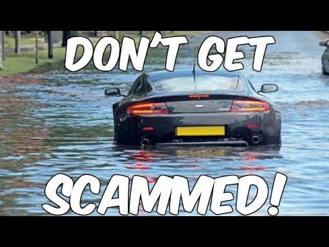 Flood Car Scams: Title Washing and What to Look for at the Salvage Auction