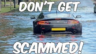 Flood Car Scams: Title Washing and What to Look for at the Sal…