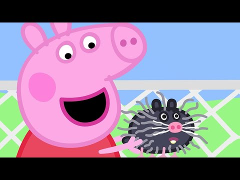 Peppa Pig Official Channel | Peppa Pig at the Petting Farm