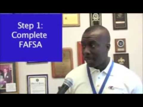 Galveston College Financial Aid Video