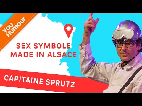 CAPITAINE SPRUTZ - Sex Symbol made in Alsace