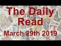The Daily Read - March 29th 2019 - A Fresh New Start; Resetting Boundaries - Tarot Reading