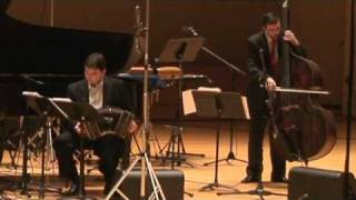 "Pablo Ziegler Classical Tango Quartet - ""Bajo Cero"""