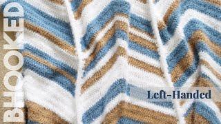 Hygge Lifestyle Crochet Blanket CAL (Left-handed)