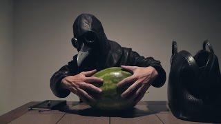 Binaural ASMR Melon Relaxation with Corvus D. Clemmons ASMR Plague Doctor